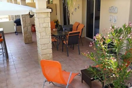 Aphrodite Sands Resort Apartment B002 - Mandria - Flat
