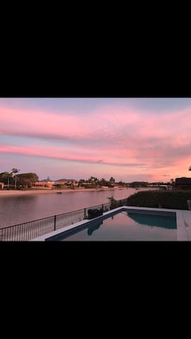 Paradise on the water in Palm Beach