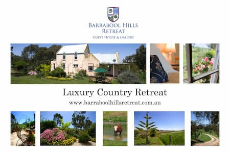 Barrabool Hills Retreat B&B, Vic. - Barrabool