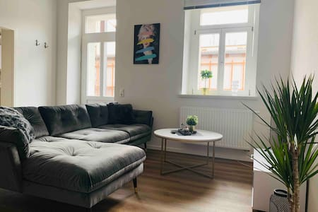 🔴New Design Apartment in the heart of DD Neustadt