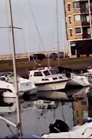 Port Deauville, studio calme, aux tons marins - Deauville