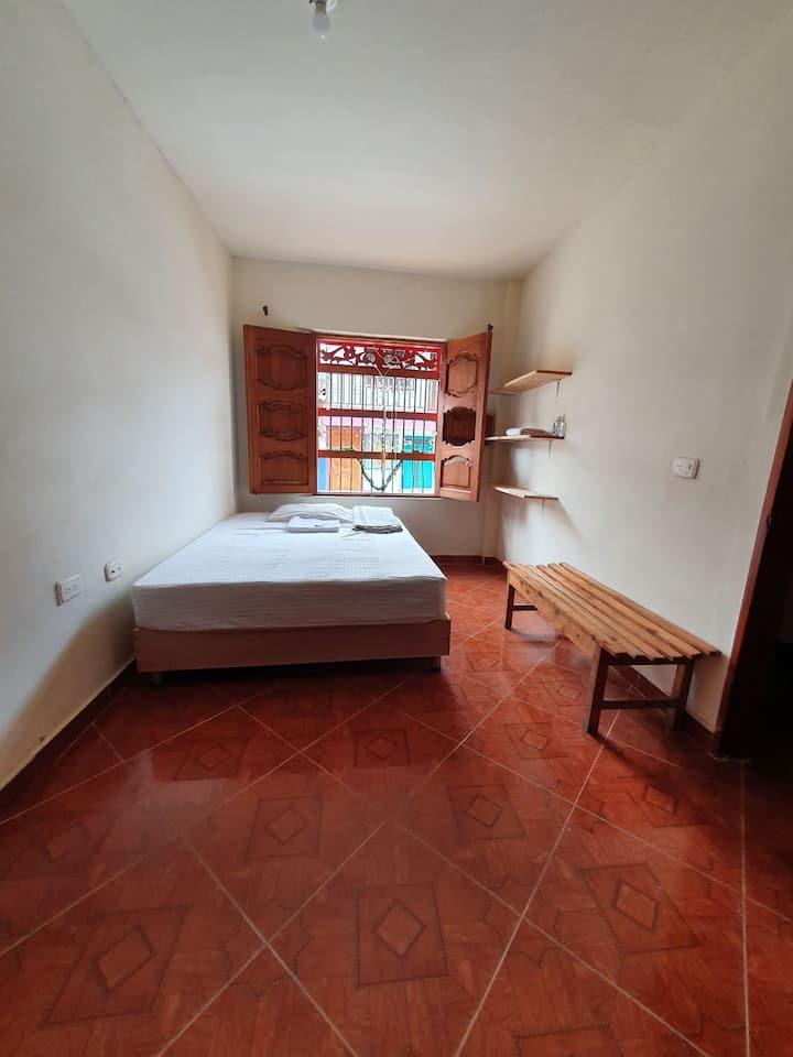 Casa Jardín de Rocas - Opción 1.