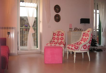 the little pink house between Rome and Tuscany - Canino - 公寓