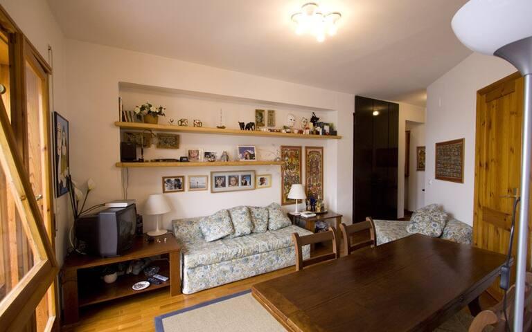 Casa Simpa Pescocostanzo - Dicembre/Aprile