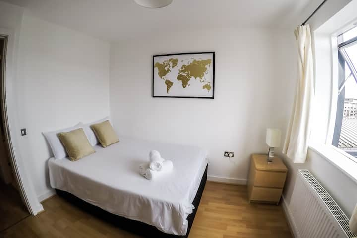 Double bedroom, City Centre, Dublin