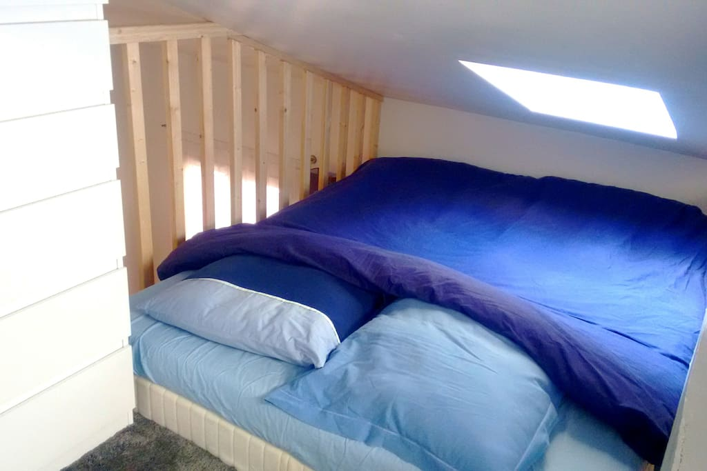 Upstairs - Bed 1