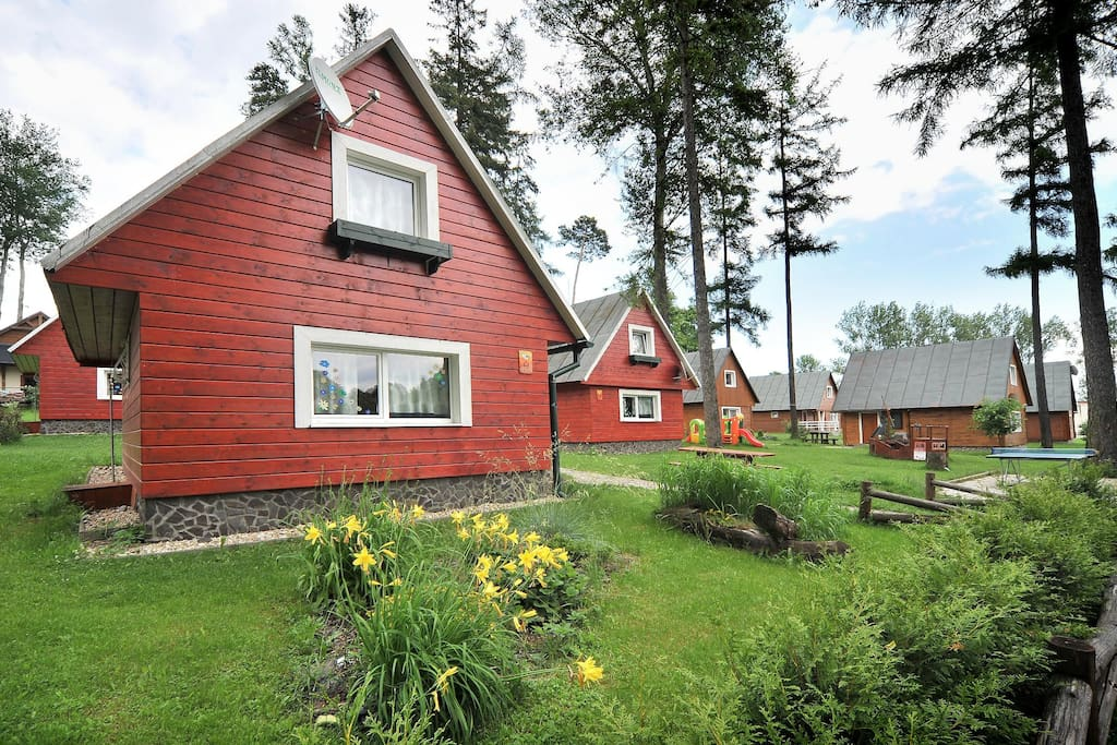 Cottage Standard Tatry Holiday 6+2