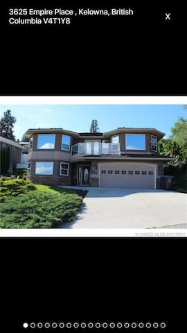 Wine Country Suite with a View! - West Kelowna - House
