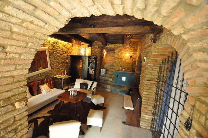 Casa dei Catari, extra ordinary!  - Monforte - Apartament