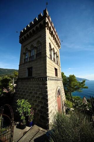 La Torre dei Merli, luxury & views - Monterosso Al Mare - Villa