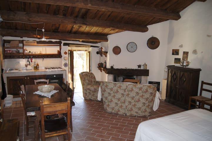 Graziosa casa nel borgo pastorale - Pacentro - Dom