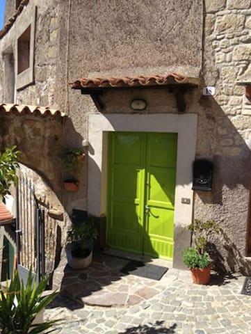 Charming home Castelnuovo di Porto - Castelnuovo di Porto - 단독주택