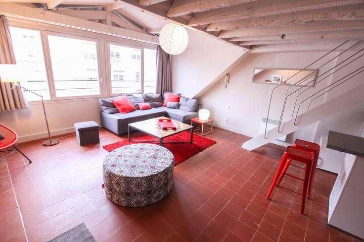 Pleasant apartment - Close to Champs Elysées