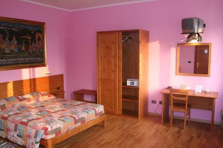 stupenda stanza con idromassaggio - Lagosanto / Comacchio (FE) - Bed & Breakfast