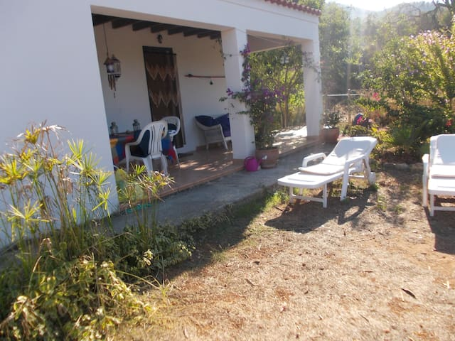 COMPLETE COUNTRYHOUSE (5min to the beach) - St Joan de Labritja - Casa