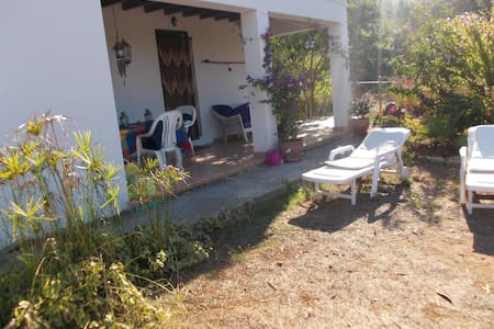 complete countryhouse 5 min beaches - St Joan de Labritja
