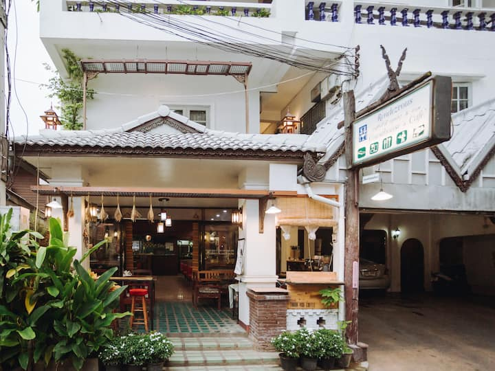 (DOUBLE) Classic ChiangMai style middle old city