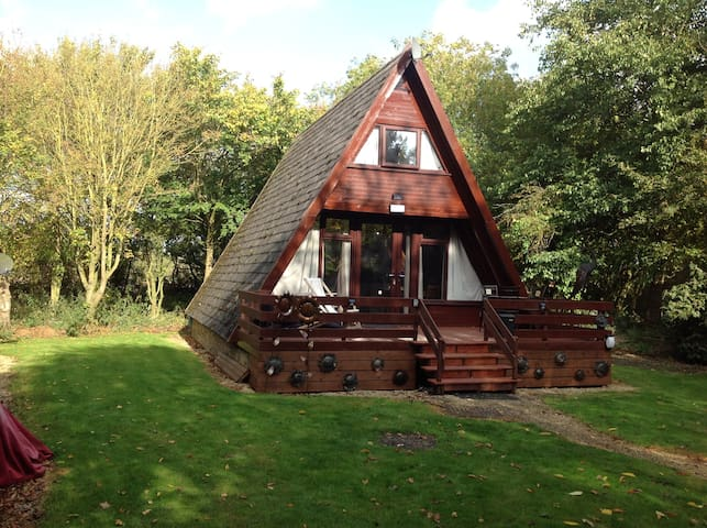 Beautiful Lodge at Grafham Water