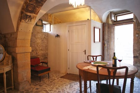 Gracefull and tasty ancient loft in Modica - Modica