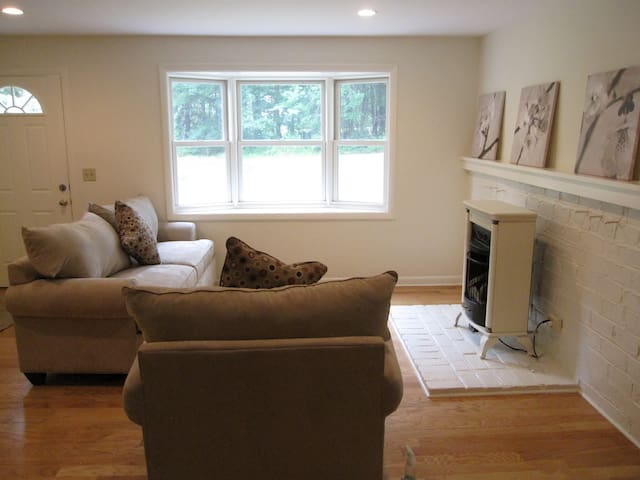 Cozy&Modern Near Tanglewood Kripalu - West Stockbridge - Rumah