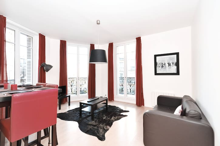 Beautiful flat in the historical heart of Paris