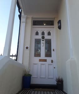 Beautiful Edwardian house with period features - Hastings - Haus