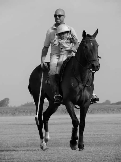 Clases de Polo, (verano primavera) Polo lessons (summer and spring)
