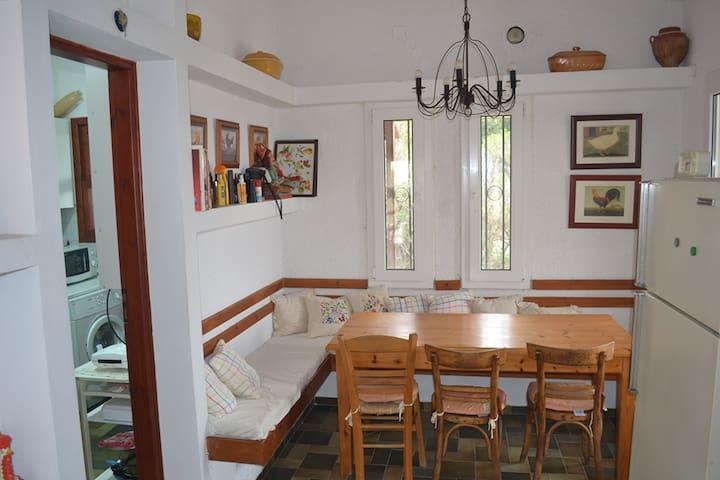 Traditional Greek house - Kato Alepochori - Huis
