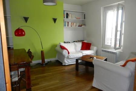 Charming one bedroom - Saint-Maurice - Квартира
