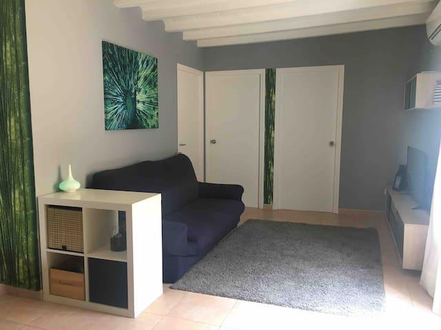 Room in hearth of Barcelona!