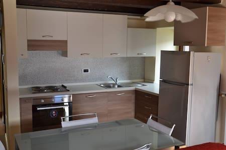 Trilocale per vacanze - Aosta - Apartment