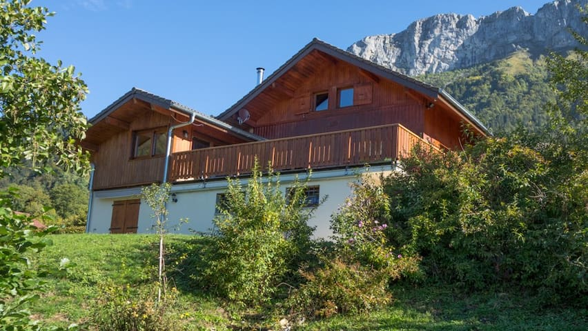 Gite confort près d'Annecy, entre lac et montagnes - Dingy-Saint-Clair - Appartement
