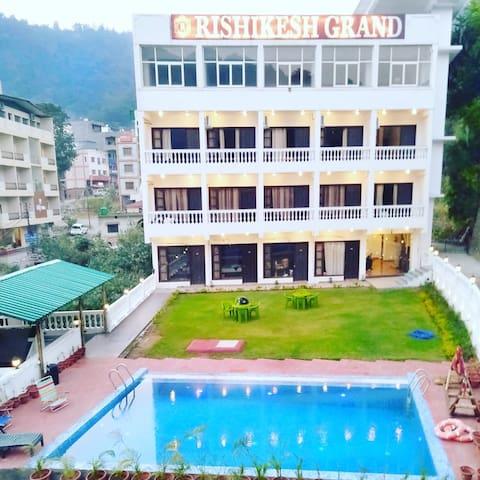 Rishikesh Grand Triple Room