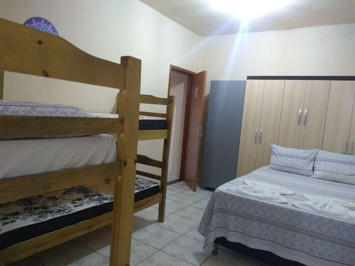 Suite Com Ar-condicionado