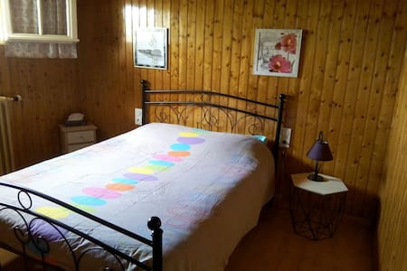 Loue chambre chez l'habitant - Le Boupère