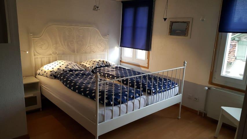 Zusatzzimmer: Romantik pur!