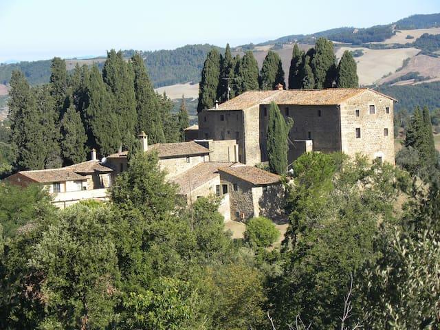 Flat & swimpool near Siena Volterra - Casole D'elsa