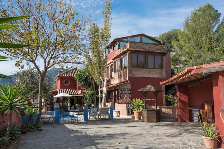 casa rural albadia - Monda - House