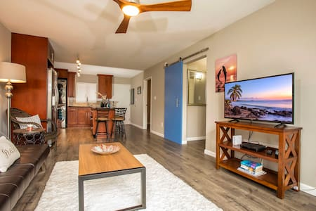 All New for 2017,    4 minutes walk to the beach - Kihei