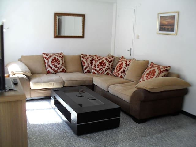 Live the Spanish life in a comfortable apartment
