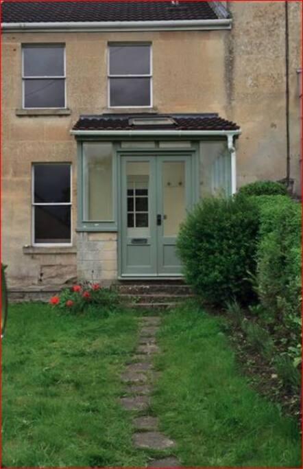 Front Door / Garden