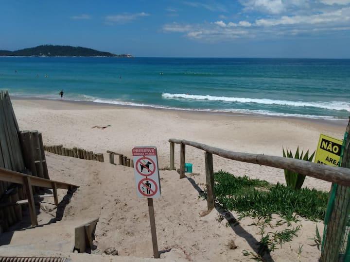 LOFT 40m da Praia Campeche, vista panorâmica!
