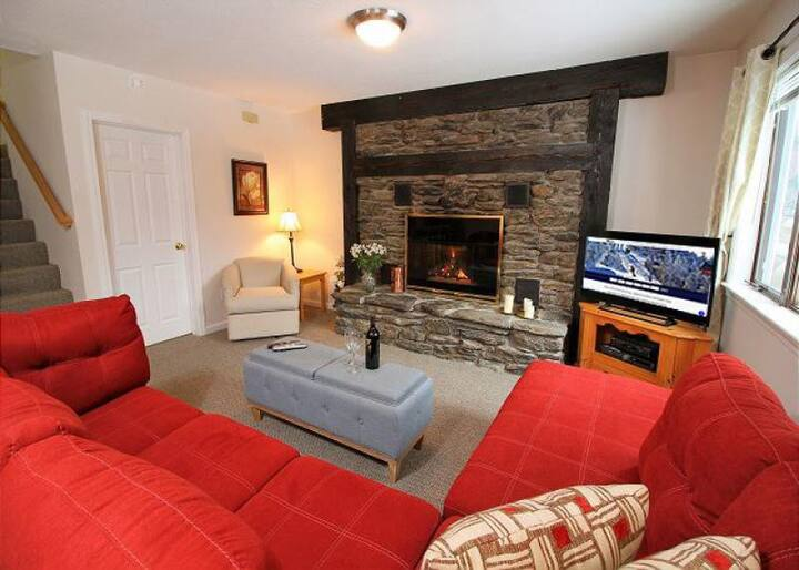 Spacious Northbrook 3 townhouse only 2 miles from restaurants & nightlife