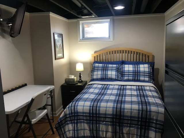 Furnished Bedroom in Catonsville Area