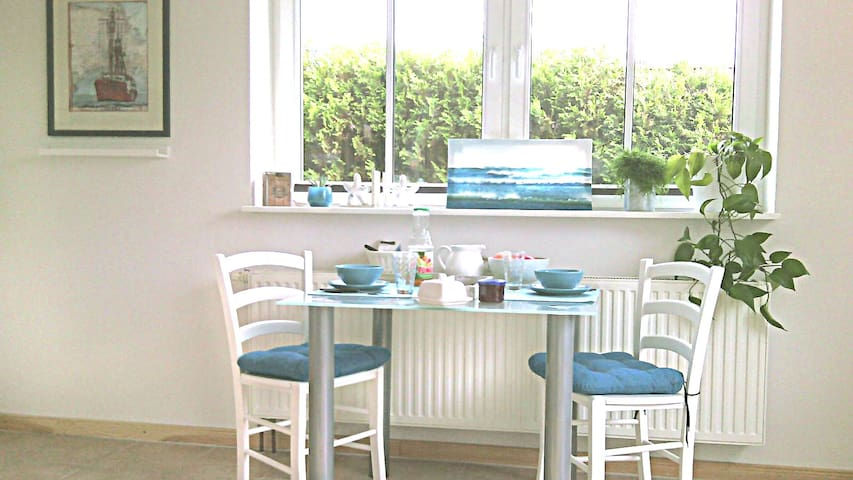 Maritime flair at the North Sea - Tönning - Appartement
