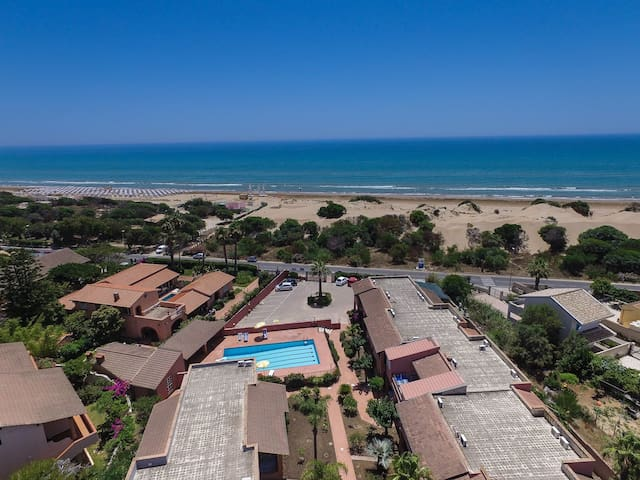 Residence del Mare CaseSicule / Two Bedrooms Apartment first floor