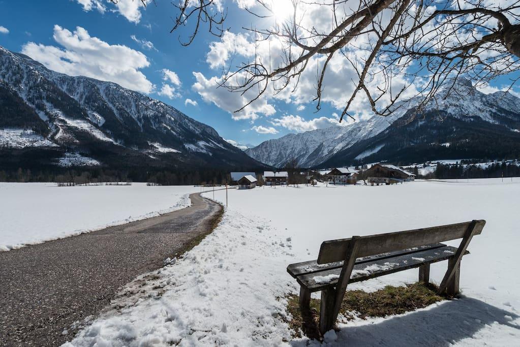 Unser Hof im Wintertraum (by Nils Kahle)