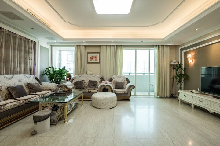 Luxury 3 Beds 3 bath, with over 2000 sq ft - Shenzhen Shi - Haus