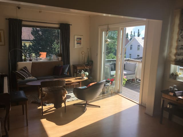 Spacious flat near city centre and uni