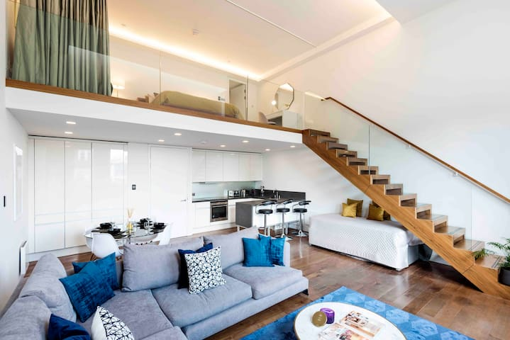 THE MOST SPACIOUS LOFT BY OXFORD CIRCUS